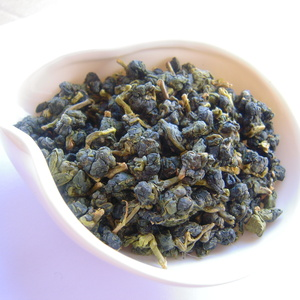 Shanlinxi high mountain Taiwanese oolong from Zi Chun Tea Co