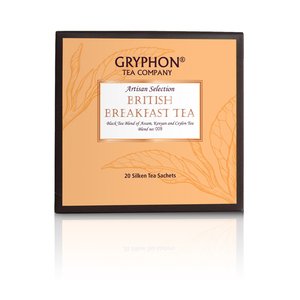 British Breakfast Tea from Gryphon Tea Company