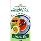 Papaya and Passion Fruit Green Tea from The Tea Nation