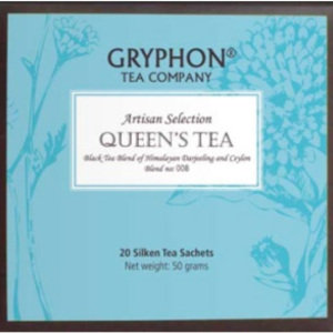 Queen's Tea from Gryphon Tea Company
