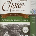 Oothu Garden Green from Choice Organic Teas