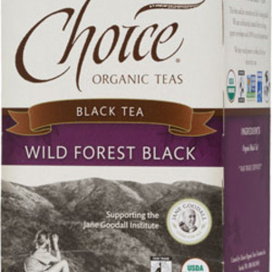 Wild Forest Black from Choice Organic Teas
