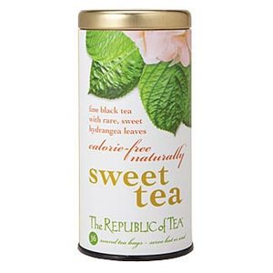 Calorie-Free Naturally Sweet Tea from The Republic of Tea