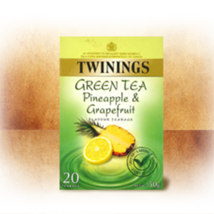 Green Tea with Pineapple & Grapefruit from Twinings