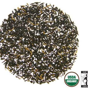 Keemun, Organic Fair Trade Black Tea from Rishi Tea