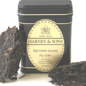 90s CNNP Sheng Pu-erh from Harney & Sons