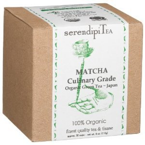 Matcha Culinary Grade, Organic Green Tea from SerendipiTea