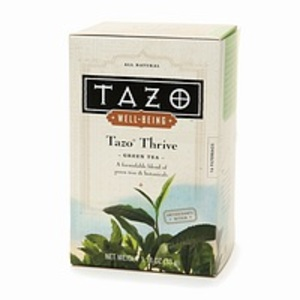 Tazo Thrive from Tazo