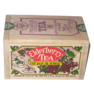 Elderberry Tea from Metropolitan Tea Company