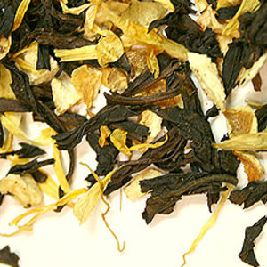 Kiwi Lemon Oolong from Shanti Tea
