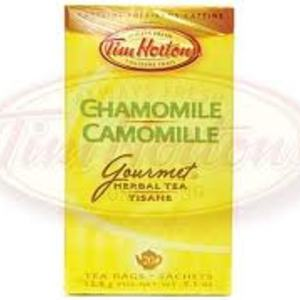 Chamomile from Tim Hortons