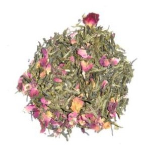 Japanese Sencha Cherry Rose from The Tea Grotto