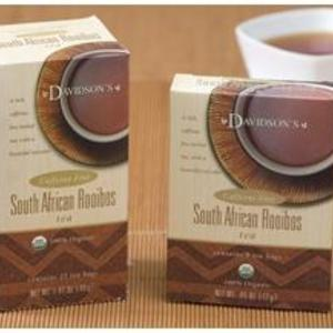 Organic South African Rooibos from Davidson's