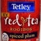 Red Tea Rooibos Spiced Plum from Tetley