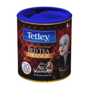 Red Tea Orange (Limited Edition) from Tetley