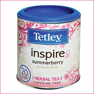 Inspire - Summerberry from Tetley
