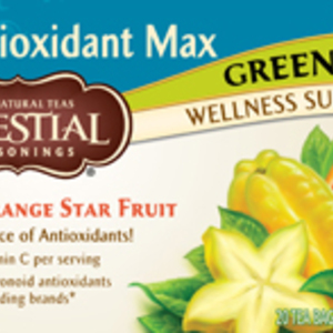 Blood Orange Star Fruit from Celestial Seasonings