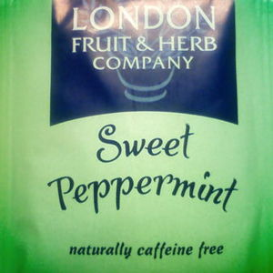 Sweet Peppermint from London Fruit & Herb Teas