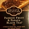 Passion Fruit &amp; Papaya black tea from Kroger Private Selection 