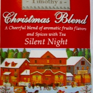 Silent Night from Timothy&#x27;s