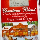 Peppermint Ginger from Timothy's
