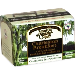 Charleston Breakfast from Charleston Tea Plantation