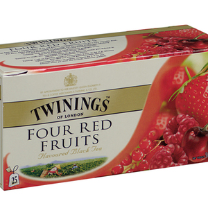 Four Red Fruits from Twinings