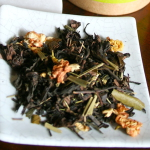 Little Black Dress - Slimming Tea Citrus from Teaquilibrium