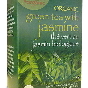 Imperial Organic - Organic Green Tea with Jasmine from Uncle Lee&#x27;s Tea