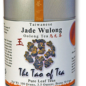 Jade Oolong from The Tao of Tea