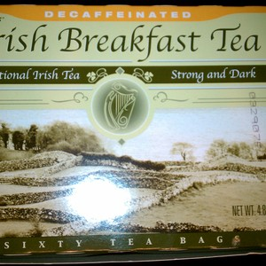 Irish Breakfast Decaffeinated from Trader Joe's