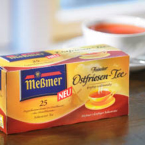 Ostfriesen-Tee (East Frisian Tea) from Meßmer