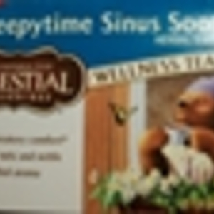 celestial seasonings sleepytime Sinus Soother from Celestial Seasonings