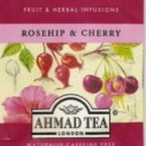 Rosehip & Cherry from Ahmad Tea