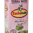 Yerba Mat Herbs Mix from Cachamate
