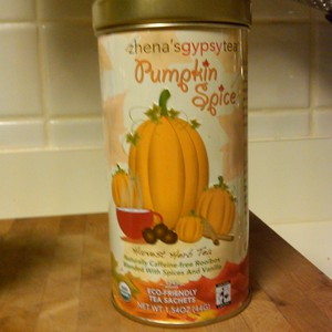 Pumpkin Spice from Zhena&#x27;s Gypsy Tea