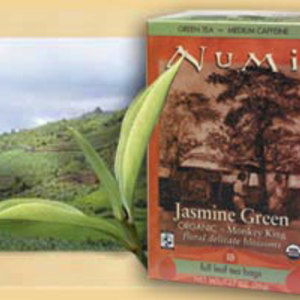 Jasmine Green from Numi Organic Tea