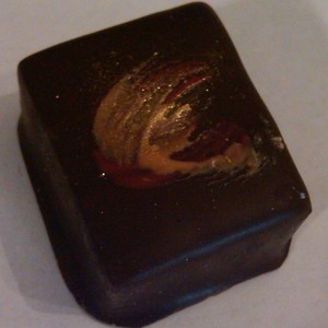 Lapsang Souchong Tea-Infused Chocolate Truffle from Arbor Teas