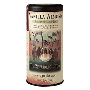 Vanilla Almond from The Republic of Tea