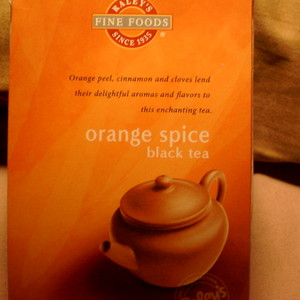 Orange Spice Black Tea from Raley's Fine Food