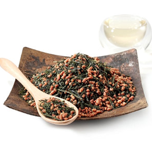 Gyokuro Genmaicha Green Tea from Teavana