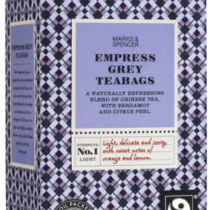 Empress Grey from Marks & Spencer Tea