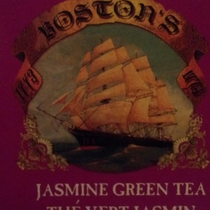 Jasmine Green Tea from The Boston Tea Company