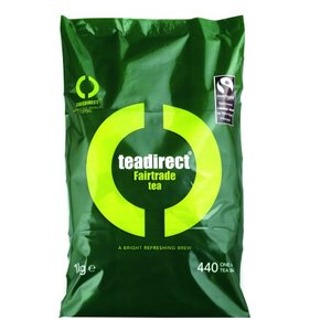 Fairtrade Tea from Teadirect