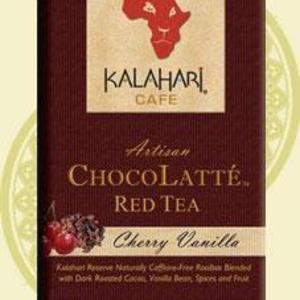 Cherry Vanilla Chocolatte Red Tea from Kalahari Tea
