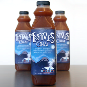 Festivus Chai from Third Street Chai