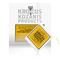 Organic traditional herbal tea with Greek red saffron and honey from Krocus Kozanis Products