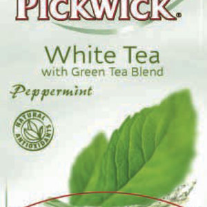 White mint from Pickwick