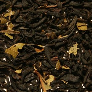 Black Lemon from Shanti Tea