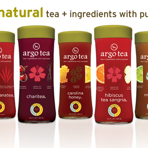 Green Tea Ginger Twist from Argo Tea